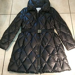 COACH XL WMNS PUFFER COAT LONG